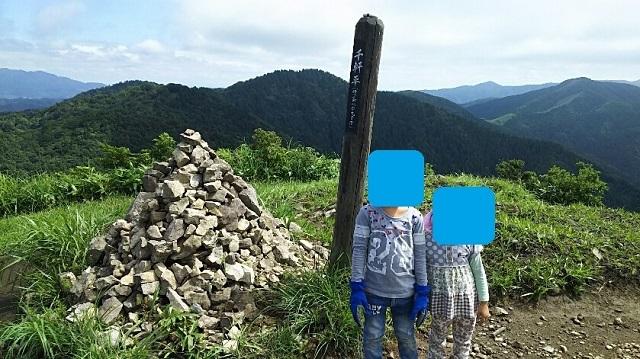 170726 岡山県立森林公園 yamap⑤ ブログ用目隠し