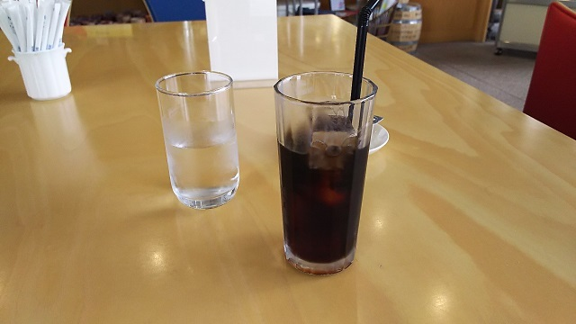 170816 岡山県立図書館 喫茶 ブログ用