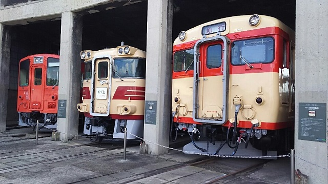 170817 津山まなびの鉄道館② ブログ用