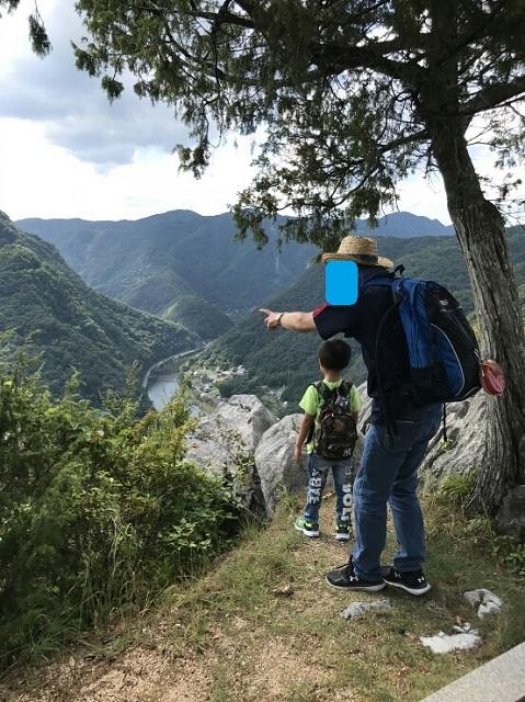 170830 夫婦岩にて⑤ ブログ用目隠し