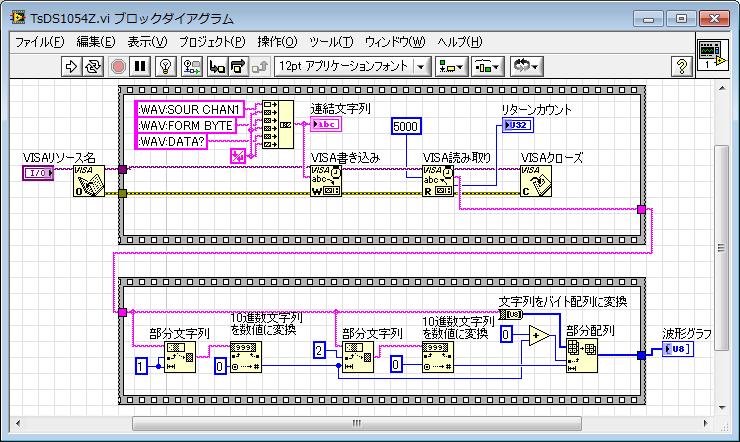 DS1054Z VI Block