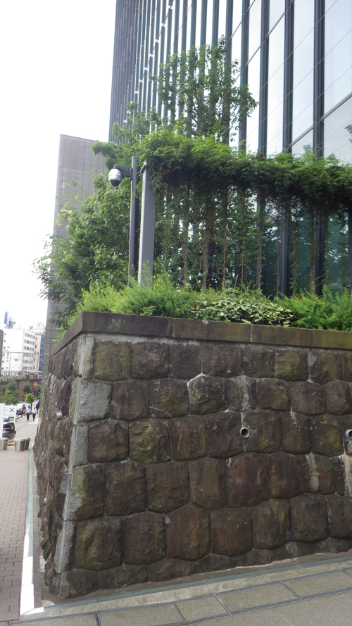 明治時代の石垣