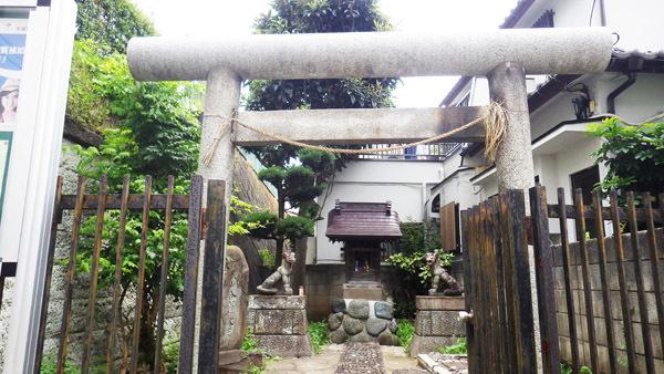 方南・大山(おおやま)神社