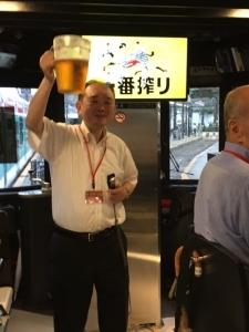 ビール電車①