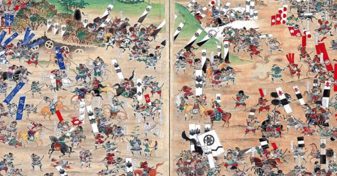 image関ケ原の戦