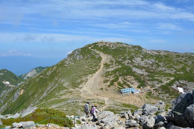 a木曽駒ケ岳へ1