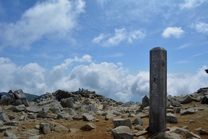 b木曾駒ケ岳山頂