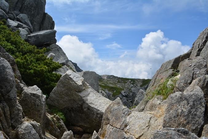 中岳西側5