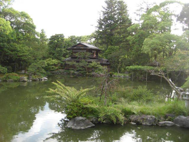 170611御所さんぽ④九条池