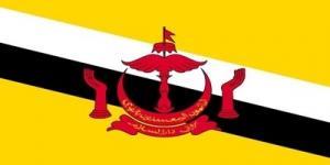 国旗:ブルネイ