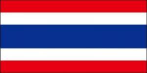 国旗:タイ