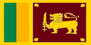 国旗:スリランカ