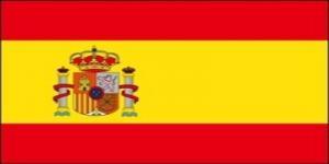 国旗:スペイン