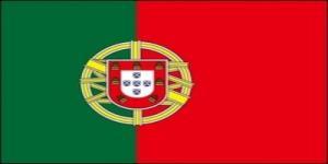 国旗:ポルトガル