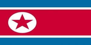 国旗:北朝鮮(朝鮮民主主義人民共和国)