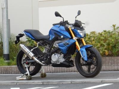 BMW G310R   レース用 8・22 (3)