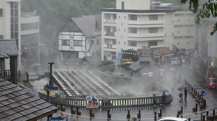 草津温泉と伊香保 (3)