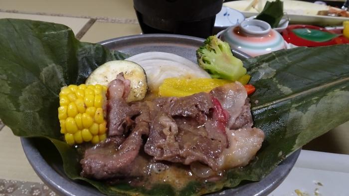 ゆもと登別食事 (9)