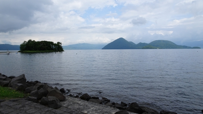 洞爺湖とHTB (5)