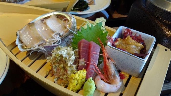 浅虫温泉食事 (4)