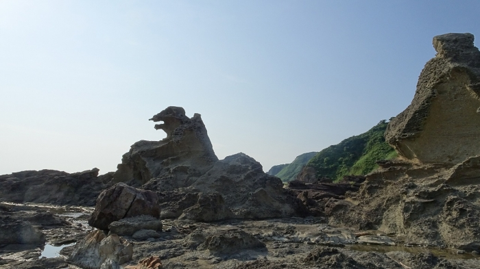 男鹿水族館とゴジラ岩 (19)