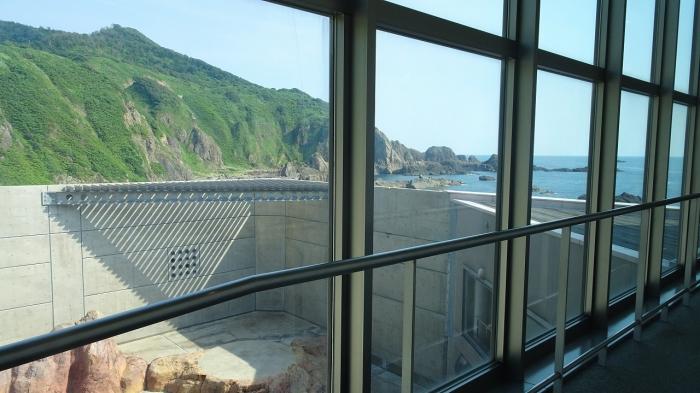 男鹿水族館とゴジラ岩 (6)