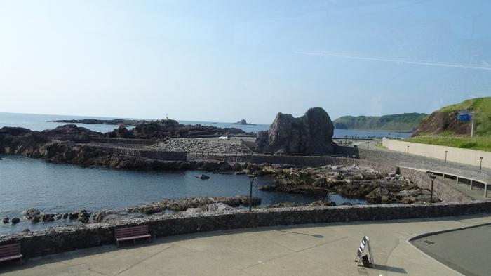 男鹿水族館とゴジラ岩 (14)