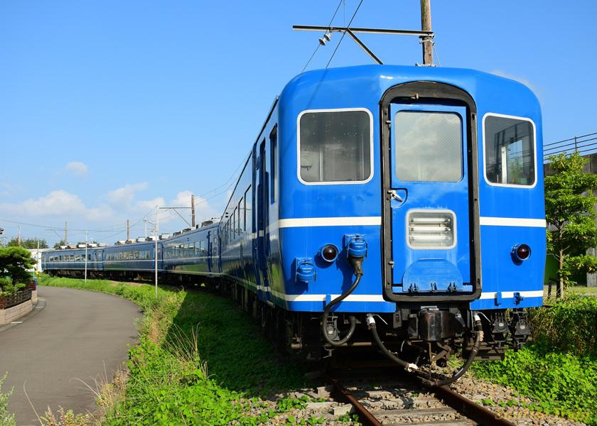 14系 新金谷 大井川鐵道 大井川鉄道