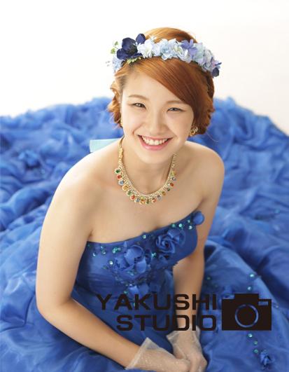 町田 相模原 振袖レンタル 成人式 前撮り ドレス 青色 ブルー1708057361