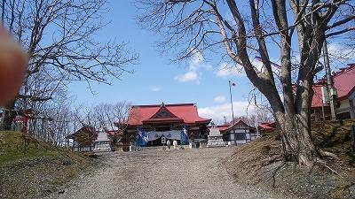 釧路厳島神社5月