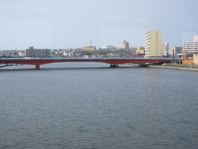 釧路川(車窓)