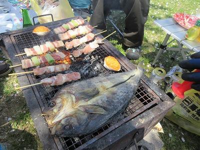 厚岸桜牡蠣祭り2