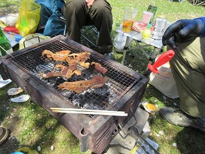 厚岸桜牡蠣祭り3