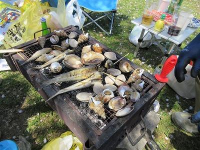 厚岸桜牡蠣祭り4