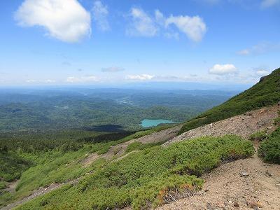 オンネトー登山道4