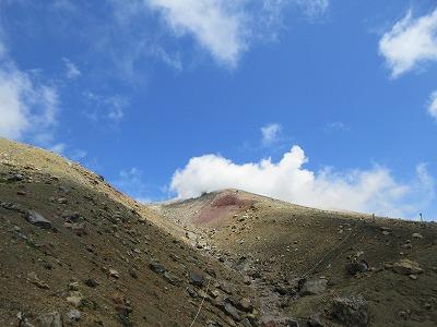 オンネトー登山道5