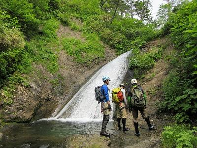 クテクンベツ滝3