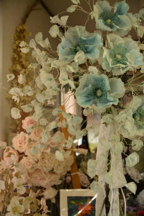 ブログアトリエの花1