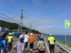 奥尻ムーンライトマラソン2