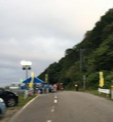 奥尻ムーンライトマラソン3