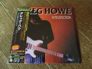 Greg Howe(Introspection)