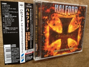 Halford(Crucible Remixed and Remasterd)