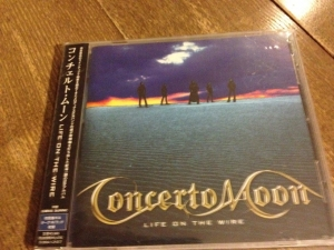 Concerto Moon(Life on the Wire)