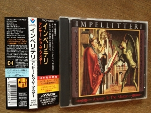 Impellitteri(Answer to the Master)