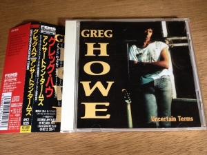 Greg Howe(Uncertain Terms)