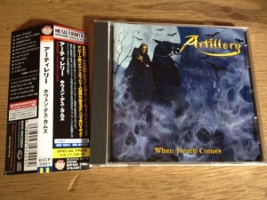 Artillery(When Death Comes)