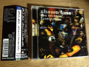 Shawn Lane(The Tri-Tone Fascination)