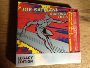 Joe Satriani(Surfing with the Alien)