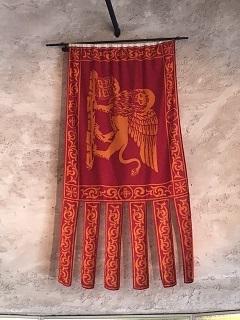 ヴェネの旗