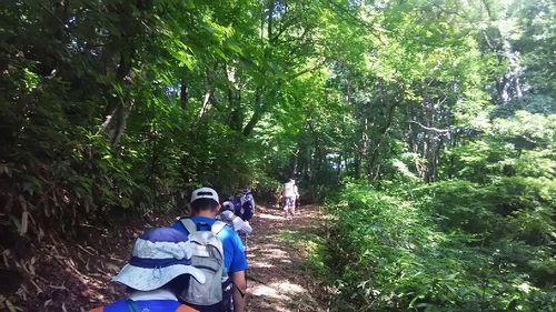 石動山ウォーキングR (3)
